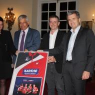 Reception partenaire Savoie