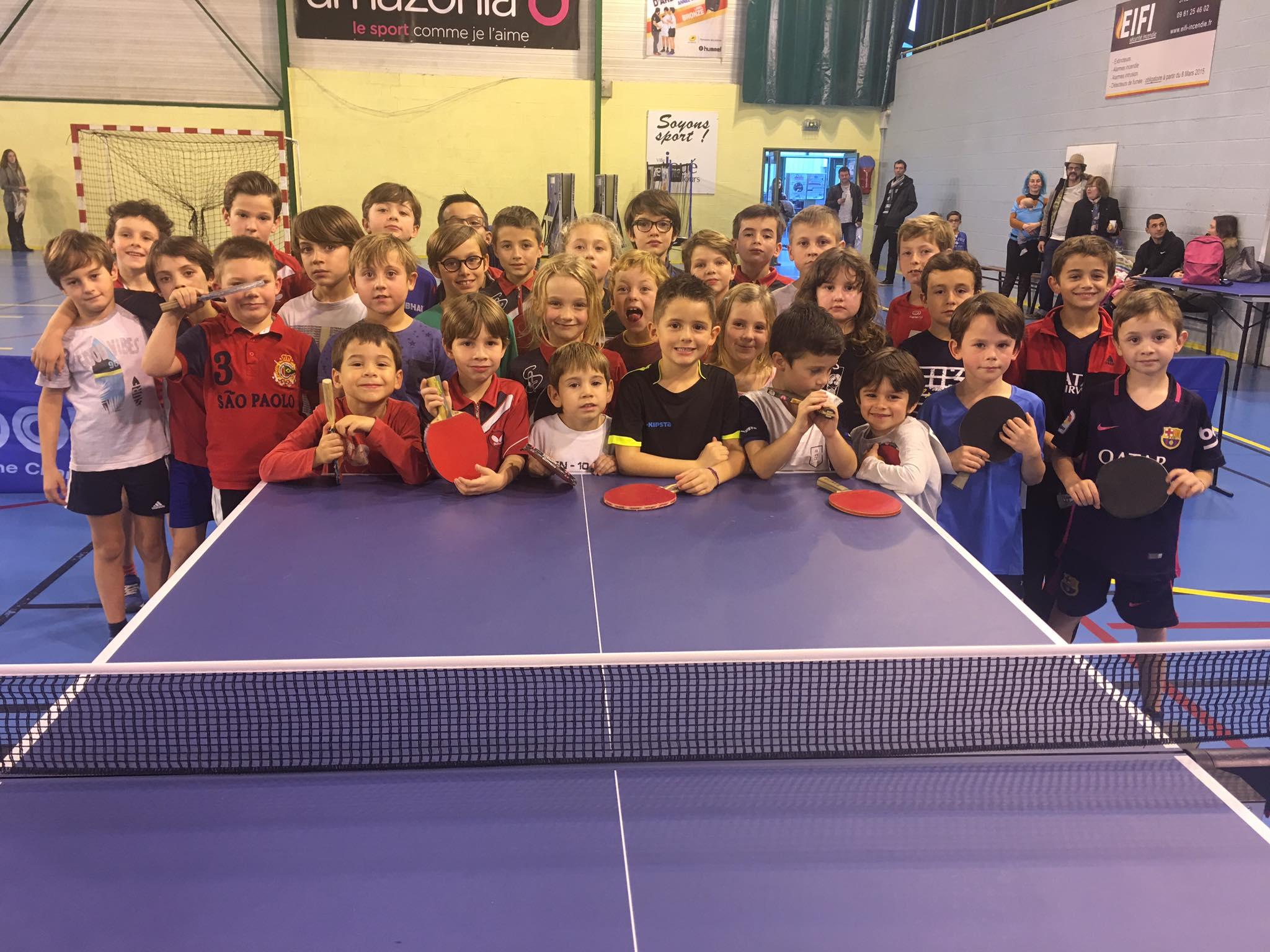 Open 10 ans butterfly 4s tours tennis de table - Butterfly tennis de table france ...