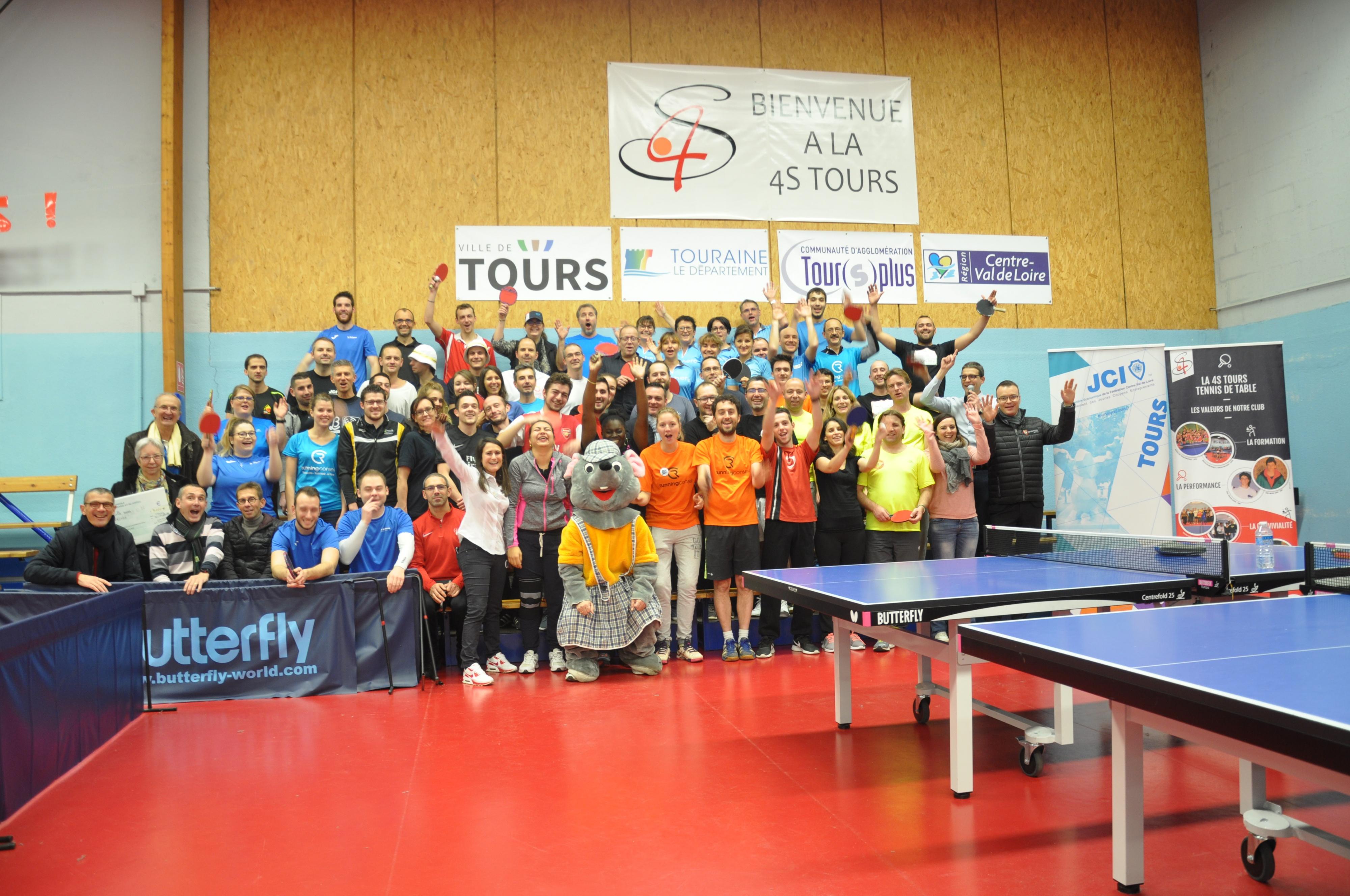 Club Des Partenaires 4s Tours Tennis De Table